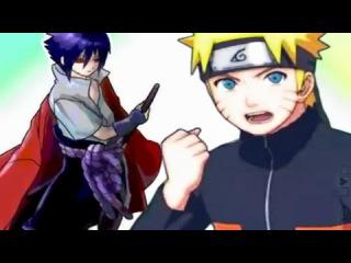 Naruto Sasuke Monster